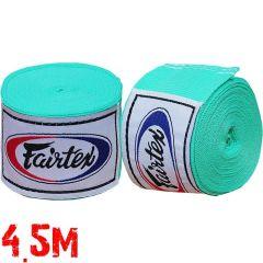 Боксерские бинты Fairtex Mint Green 4.5м