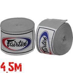 Боксерские бинты Fairtex Grey 4.5м