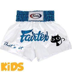 Детские тайские шорты Fairtex