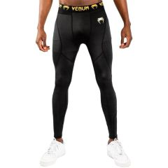 Леггинсы Venum G-Fit Black/Gold