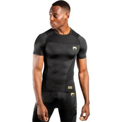 Рашгард Venum G-Fit Black/Gold