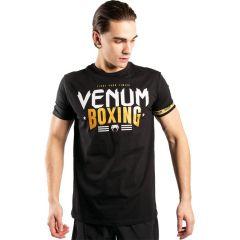 Футболка Venum Boxing Classic 20 Black/Gold