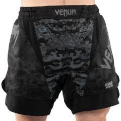 ММА шорты Venum Defender Dark Camo