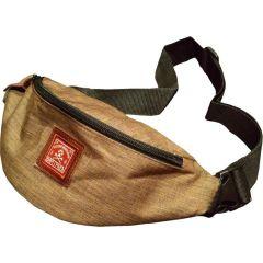 Поясная сумка Варгградъ Странник коричневый джинс