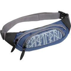 Поясная сумка Варгградъ Подорожник синяя