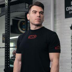 Соревновательная футболка SBD мужская